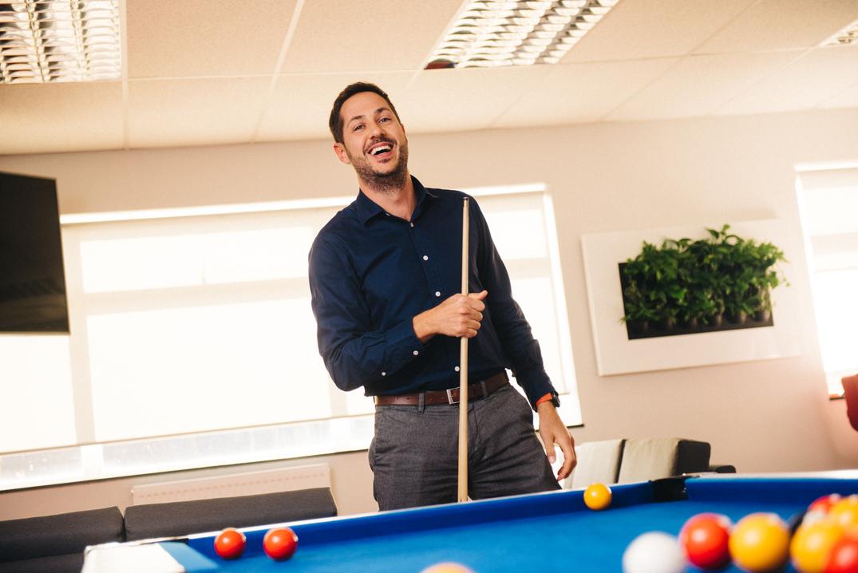 Office pool fun